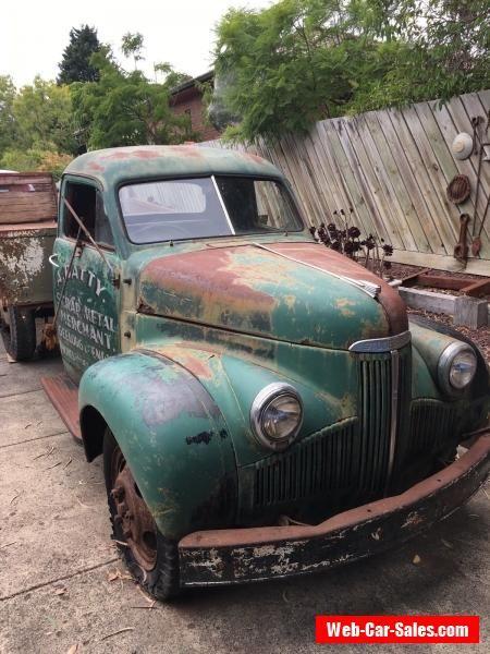 Studebaker Truck Chev F100 Studebaker M16 Forsale Australia