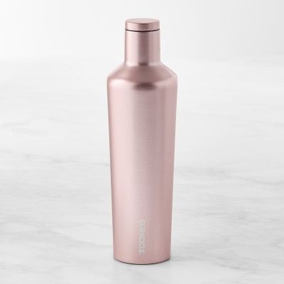 Corkcicle 16 Oz Canteen I Can Put Ice In And Add Soda All Day The Ice Even Stays Cold While Left In A Hot Car Corkcicle Canteen Canteen Bottle Corkcicle