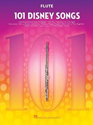101 Disney Songs: for Flute - Default