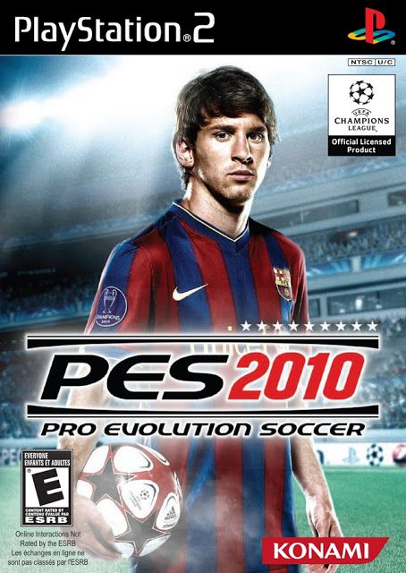 Pro Evolution Soccer 2010 ps2 iso rom download | Gaming Wallpapers