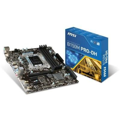 MSI B150M PRO DH Motherboards Compare Prices Buy with