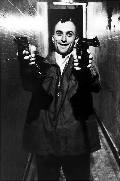 Robert De Niro as Travis Bickle in 'Taxi Driver', 1976, directed by Martin Scorsese. °