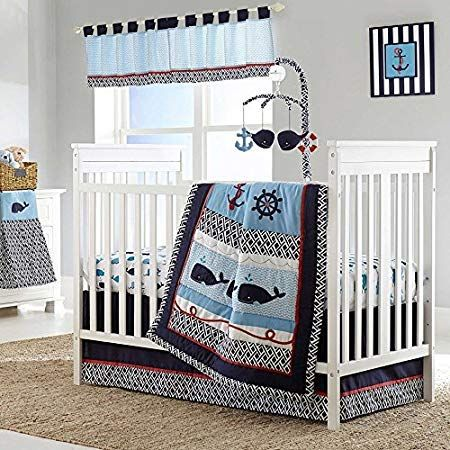 200 Nautical Crib Bedding And Beach Crib Bedding Sets For 2020