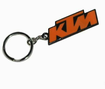 Ktm Keyring in Orange Perfect Gift For Christmas and Birthdays