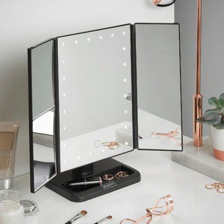 Beauty In 2020 Led Mirror Makeup Mirror With Lights Mirror