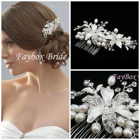 Bijoux de coiffure on AliExpress.com from $14.7