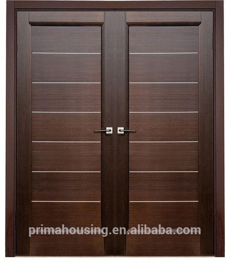 Double Interior Swing Solid Wooden Door Door Price Buy Double Swing Interior Door Wood Glass Door Wooden Main Door Design Wooden Main Door Wooden Door Design