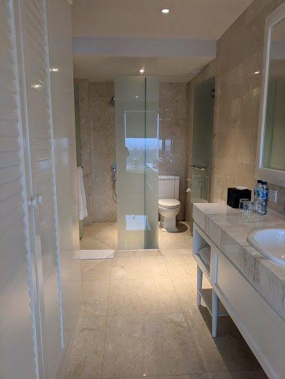 Pin Oleh Yeni Enenti Di Kamar Mandi Kamar Mandi Mandi Minimalist bathroom design 1x1 desain