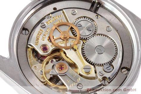 Rolex OYSTERDATE PRECISION HERRENUHR EDELSTAHL HANDAUFZUG 6694 VINTAGE VP: 4300,- EUR