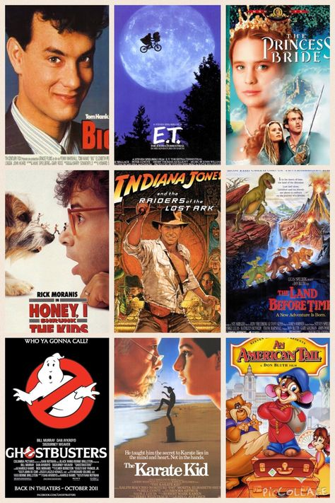 22 films from the 80s I want my kids to watch before they're 11 - Cardiff Mummy Says