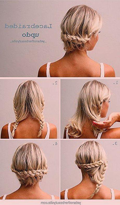 Einfache Frisuren Fur Mittellanges Haar Flechtfrisuren Zopf Schonefrisuren Ei Mittellange Haare Frisuren Mittellanges Haar Lange Dunne Haare