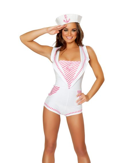 Cotton Kandi Sailor Costume