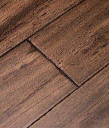 Distressed Bamboo Flooring In Treehouse By Cali Bamboo Sample Bamboo Hardwood Flooring Solid Hardwood Floors Bamboo Flooring