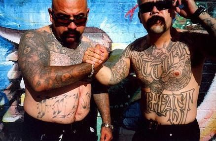 Latino Hispanic Prison Gangs I E Surenos Sur 13 Nortenos Mexican Mafia La Eme Texas Chicano Brotherhood Nuestra Familia Chicano Gang Culture Prison