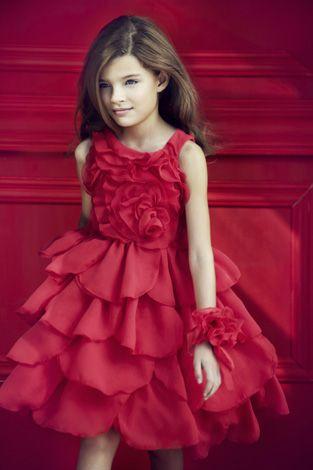 b616fb607974 Фото красивых детских платьев на выпускной в детском саду | детская ...