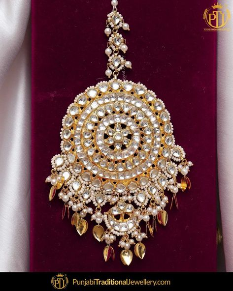 507dc5a6341a5 List of tikka jewelry punjabi jewellery pictures and tikka jewelry ...