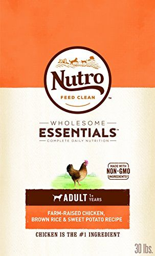 Nutro Wholesome Essentials Natural Adult Dry Dog Food Farm Raised