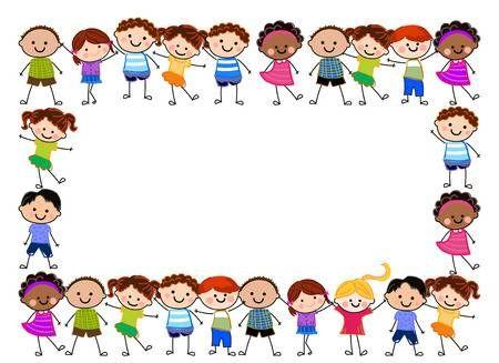 Bambini Felici Immagini Bambini Le Idee Della Scuola