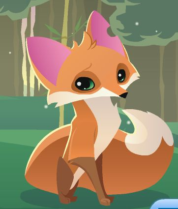 Animal jam the epicness of a fox they are one of my favorite animals on the game and they are my very favorite animal in real life :)