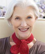 Petal Scarf free #crochet pattern