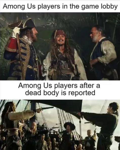 'Among Us' Memes In Celebration Of Everyone's New Favorite Game - Memebase - Funny Memes