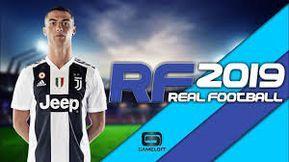 Download Real Football 2019 (RF 19) Mod Apk + Obb Data