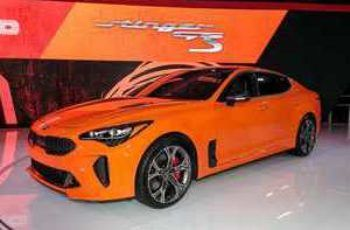 2020 Kia Stinger Gts New Modern And Attractive Car Kia Stinger Kia Car