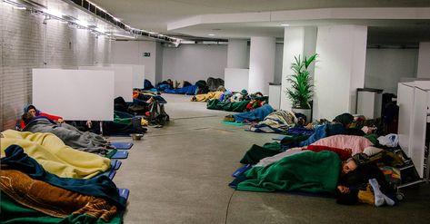 650.000 Menschen in Deutschland ohne eigene Wohnung