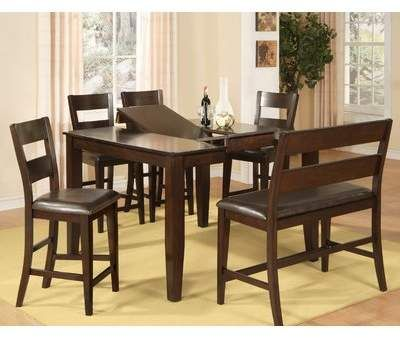 Wildon Home 6 Piece Bar Height Butterfly Leaf Dining Set Wayfair Casual Dining Room Furniture Counter Height Dining Sets Counter Height Dining Table