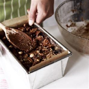 Easy recipe for fridge cake