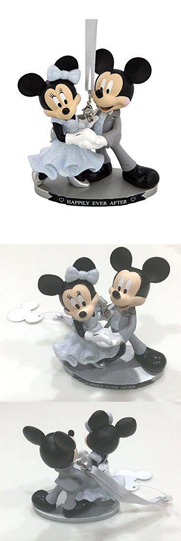s Disney Mickey Inspired Rustic Vine Ornament