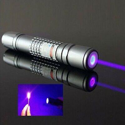 Sponsored Ebay 5mw High Power Blue Purple Laser Pointer Burning Light Beam Pen Battery Charger Laser Pointers Laser Pointer Green Laser Pointer