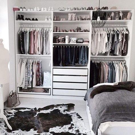 Ikea pax kleiderschrank, closet layout, diy quartos, closet bedroom, ikea p