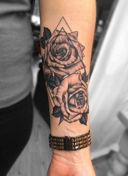 Arm frauen tattoos Tattos &
