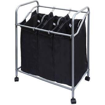 Heavy Duty Quad Laundry Hamper Laundry Sorter Laundry Sorter