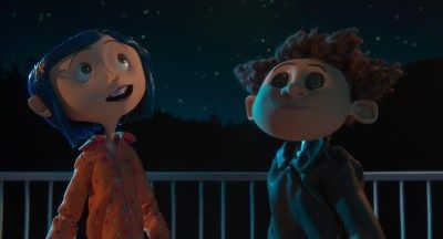 Coraline 2009 Animation Screencaps In 2020 Coraline Aesthetic Coraline Coraline And Wybie