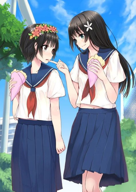 Pin By Riks Gabatin On Another Anime Anime School Girl