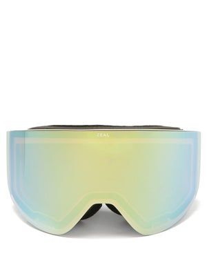Hatchet Optimum Cylindrical Tpu Goggles Zeal Optics Matchesfashion Us Goggles Matchesfashion Blue Mirrors