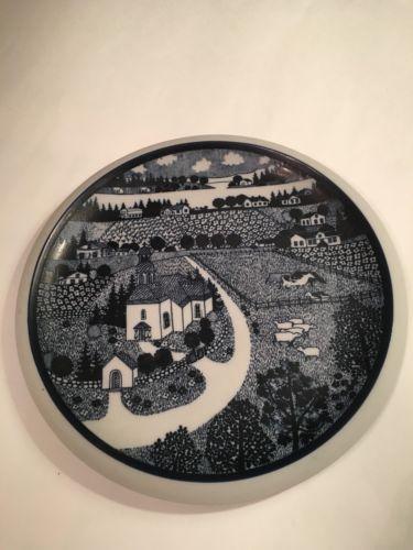 Wartsila-Finland-Arabia-100-plate-vintage-1970s | Networking