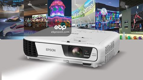 دیتا ویدئو پروژکتور اپسون Epson EB-X36