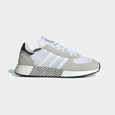 Details about New Adidas Original Mens MARATHON TECH GRAY