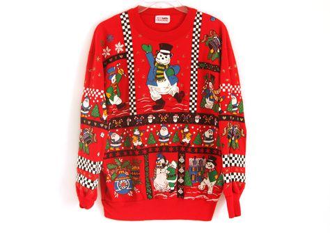 80s 90s Christmas Sweatshirts | 80+ ideas on Pinterest in