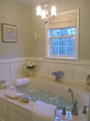 The Standard Size Of A Garden Tub Hunker Bathtub Decor Tub Remodel Bathroom Makeover