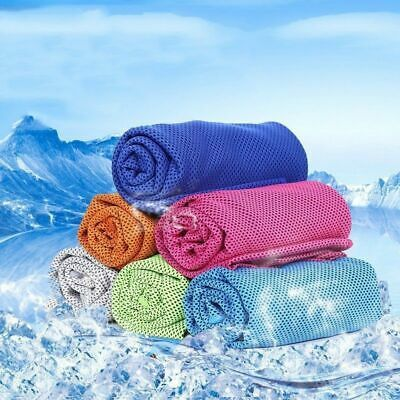 Fast Drying Super Absorbent Compact Lightweight for Climbing Camping Travel Beach Peicees 10 Pack Microfiber Cooling Towels for Neck Sports Gym Workout Cooling Towel