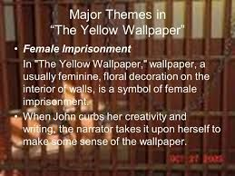 Image Result For The Yellow Wallpaper Summary Yellow Wallpaper Wallpaper Project Wallpaper