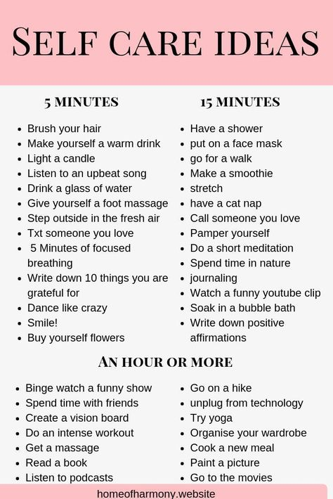 PIN THIS LIST!  save this list as a reference for self care ideas. even when you are short on time! Self care has so many benefits- make sure you click the link to read how it can change your life and boost your personal growth.   #lawofattraction #produc #SelfCareBeautyRoutine