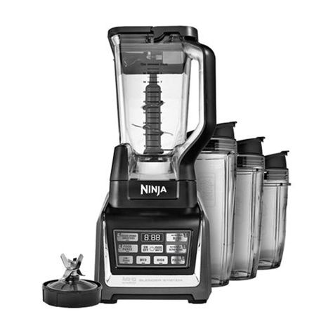 Nutri Ninja BL642 DUO Blender With Auto