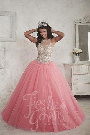 55 Ideas Para Fiesta De Xv Años Color Rosa Vestido 15