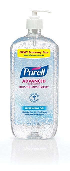 Purell Hand Sanitizer Origina 4 Pack By Purell Review Hand
