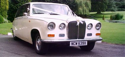 South Wales Wedding Cars Specialise In Providing Vintage Car Hire For Your Day